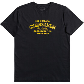 Quiksilver Wider Miless SS Tee Men, black